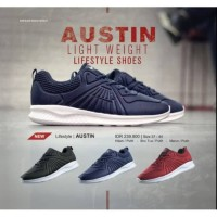Sepatu Eagle Austin 37 - 44 lifestyle