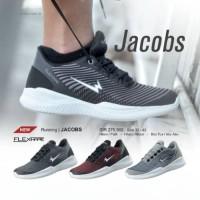 Sepatu Eagle Jacobs 37 - 45 Running shoes