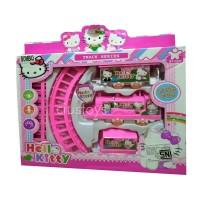 Track Hello KItty 333-03 Mainan dan Koleksi Trak Untuk Anak Perempuan