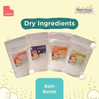 Isi Ulang Dry Ingredients Bath bomb