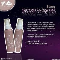 ORIGINAL SR12 NATURE ROSE WATER FACIAL SPRAY WAJAH BUAT MAKE UP AWET