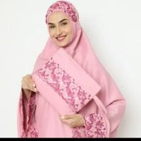 Mukena Katun Bordir Syahbani Siti Khadijah