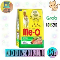 MAKANAN KUCING MEO / ME-O CHICKEN VEGETABLE 7KG KHUSUS GOSEND/GRAB