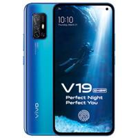 Vivo V19 Smartphone - 8/128GB - Garansi Resmi - Arctic Blue