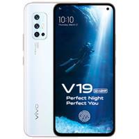 Vivo V19 Smartphone - 8/128GB - Garansi Resmi - Crystal White