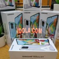 Samsung A71 8/128 Garansi Resmi Samsung Indonesia