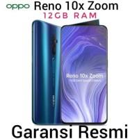Oppo Reno Series 10x Zoom RAM 12GB Garansi Resmi Special Edition