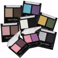 Silky Girl Double Intense Duo Eye Shadow