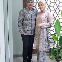 Batik couple - Cokelat