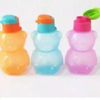 Botol Minum Flip Top Boneka Souvenir Ulang Tahun