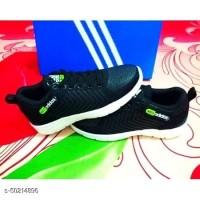 Sneakers SEPATU ADIDAS CLOUDFOAM Black