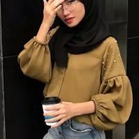 DISKON CUCI GUDANG 301# atasan muslim fashion BUSUI FRIENDLY / kombina