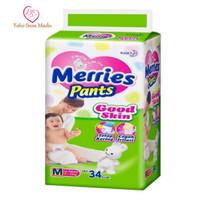 MERRIES Pants Good Skin- M 34