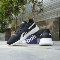 Sale Diskon Sepatu Running Pria Reebok Triplehall Black Original Bnib