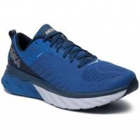 Ternama Sepatu Lari Running Hoka One One Arahi 3 Blue Original Bnib