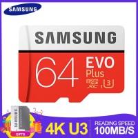 Samsung MicroSD 64GB EVO PLUS 95MB/s Micro SD Card Memory Card