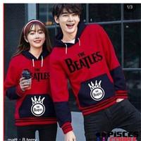 sweater couple The Beatless / sweater pasangan hoodie / baju couple