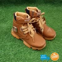 Massimo Sepatu Boot Anak Ringan Kuat Terjangkau