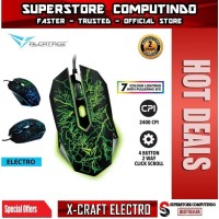 Alcatroz X-Craft Classic Electro-Mouse Gaming