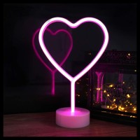 Lampu Neon Love Decoration Light Kode 816