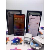 Iphone 11 pro 256gb second fullset mulus no minus - Grey