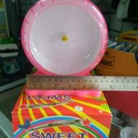 Jogging Wheel Sweet Rolling 02 Kincir Hamster / Sugar Glider / Mencit
