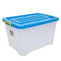 Shinpo Container Box 130 liter (by Gojek) Kode 695