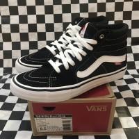 Vans Sk8 - Hi Pro Black White Original BNIB