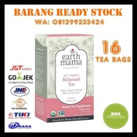 BEST PRODUK EMAB (EARTH MAMA ANGEL BABY) ORGANIC MILKMAID TEA | ASI