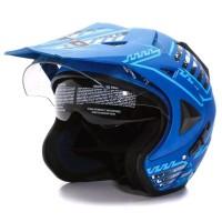 Helm Dewasa SNI Helmet Pro-Sight Croos Helm Motor Racing Otomotif