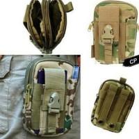 Best Seller Waist Bag Tas Pinggang Army Tas Gadget Hp