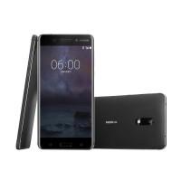 Nokia 6 Smartphone - Black [32GB/4GB]