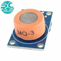 Modul MQ-3 Alcohol Sensor Module Alcohol Ethanol Gas Detector
