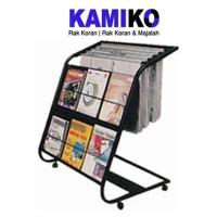 Rak Koran & Majalah Kamiko 611