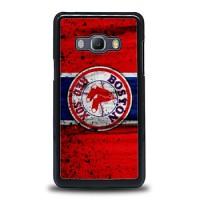 Hardcase Samsung Galaxy J5 2016 Boston Red Sox Grunge Baseball Clu