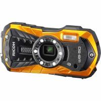 Ricoh WG-50 Digital Camera - Orange