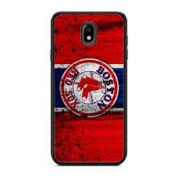 Hardcase Samsung Galaxy J7 Pro Boston Red Sox Grunge Baseball Clu