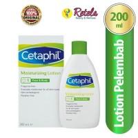 Cetaphil F&B Moist Lot 200 ml