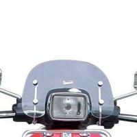 PROMO wind shield windshield aksesoris vespa metic modern vespa S