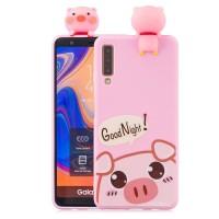 Samsung A7 2018 m10 m20 a10 a30 a50 a40 a70 m30 Case 3D Cute Cartoon S