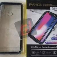 hardcase cover magnetic magnet case Xiaomi Redmi Note 7