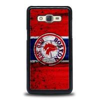 Hardcase Samsung Galaxy J7 2016 Boston Red Sox Grunge Baseball Clu