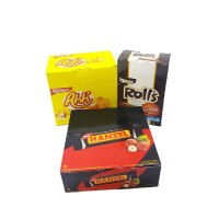 Paket Snack Mazter Nabati - Ahh, Rolls, Hanzel