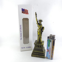 Pajangan Miniatur Patung Liberty - USA 18 cm