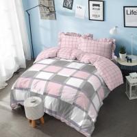 Bed Cover Kintakun Dluxe - CROWN - 160x200 (Queen)