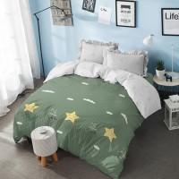 Bed Cover Kintakun Dluxe - ETOILE - Rumbai - 160x200 (Queen)
