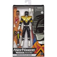 Hasbro Power Rangers Lightning Collection Mighty Morphin Black Ranger