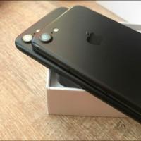 iPhone 7 32GB matte black second