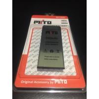 Baterai Mito A17 Fantasy X BA-000135 2400mah Original OEM Packing Mika