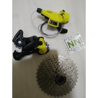 Mini groupset 9 speed L-TWOO nn store sepeda gowes